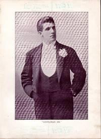 """PHOTO: """"Gentleman Jim"""""""
