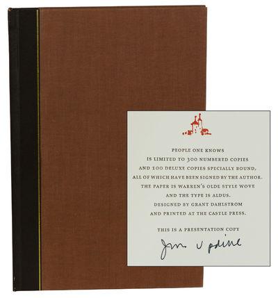 Northridge: Lord John Press, 1980. First Edition. Hardcover. Very Good. First edition. Presentation ...