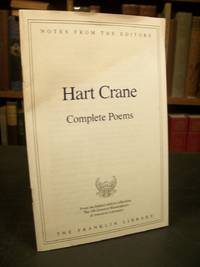 image of Hart Crane: Complete Poems, Notes from the Editors, from the Limited Edition Collection, The 100 Greatest Masterpieces of American Literature