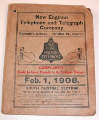 New England Telephone and Telegraph Directory