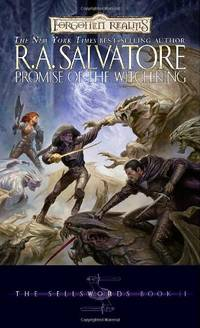 Promise of the Witch-king: Bk. 2 (Forgotten Realms) (Forgotten Realms: The Sellswords)