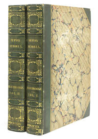 Memoirs of Samuel Pepys, Esq. F.R.S., comprising his Diary from 1659 to 1669 ... and a Selection from his Private Correspondence. Edited by Richard, Lord Braybrooke