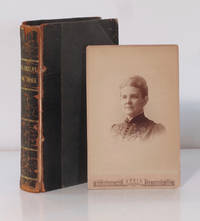 Mrs. Lincoln's Boston Cook Book. What to do and what not to do in cooking. [WITH:] An inscribed cabinet photograph of Mary J. Lincoln