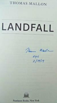 LANDFALL (SIGNED, DATED & NYC)