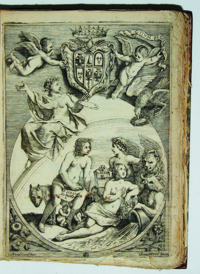 Cesena: Neri, 1657. * Besterman, Old Art Books, p. 93; Schlosser-Magnino p. 614 (rather harsh elsewh...