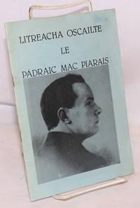 image of Litreacha oscailte le Pádraic Mac Piarais