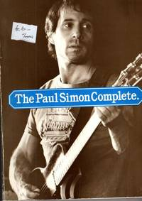 The Paul Simon Complete (Sheet Muisc)