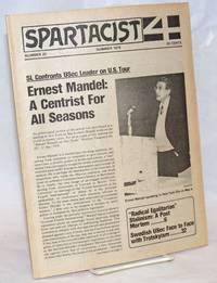 Spartacist. Number 25 (Summer 1978)