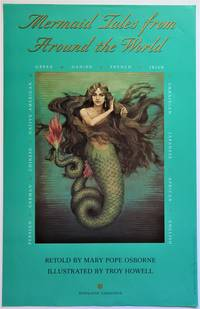 Mermaid Tales from Around the World   (Publisher's Promotional Poster)