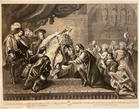 Columbus Reception by the King Ferdinand and Queen Isabella of Spain