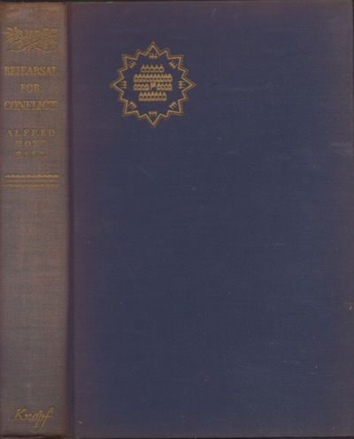 New York: Alfred A. Knopf, 1947. First Edition. Hardcover. Fair. Octavo. xvi, 342 pages, x index, . ...