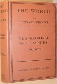 The World - New Regional Geographies Book IV