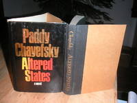 Altered States by  Paddy Chayefsky - First Edition. - 1978 - from The Bookstore and Biblio.com