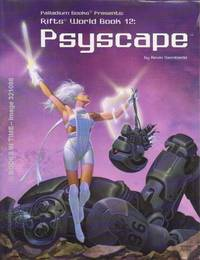 Psyscape : First Edition