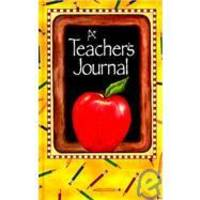 A+ Teacher's Journal (Write Ideas Blank Journal)