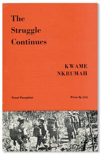 The Struggle Continues [cover title]