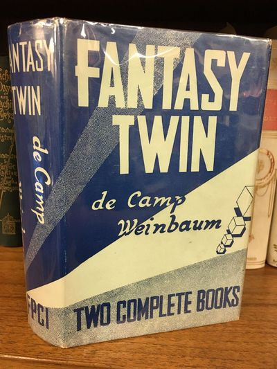 Los Angeles: Fantasy Publishing Company, 1951. First Edition. Hardcover. Octavo, 256 pages; VG/VG; l...