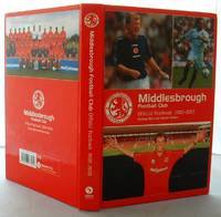 image of Middlesbrough Football Club Official Yearbook 2002-2003 with SIGNATURES