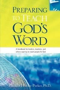 Preparing to Teach Gods Word