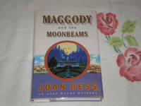 Maggody and the Moonbeams: An Arly Hanks Mystery by  Joan Hess - 1ST - 2001 - from skylarkerbooks and Biblio.com