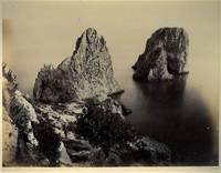 Capri. I faraglioni da Punta Tragara.