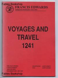 VOYAGES AND TRAVEL 1241.