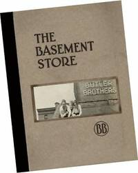1914  THE BASEMENT STORE by  jobbers of general merchandise  a retailer and wholesale supplier based in Chicago - Paperback - from Great Pacific Book Co. (SKU: 08030405)