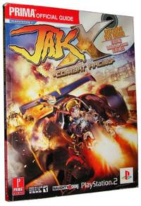 Jak X  Combat Racing: Prima Official Game Guide [With DVD]