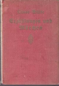 Erzählungen und Märchen. Übersetzt von Carl Hartz.