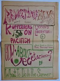 image of Revolting News, Number 2, Summer (1970)