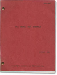 image of The Long, Hot Summer (Original screenplay for the 1965 television pilot)