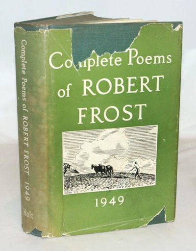 New York: Henry Holt And Company, 1949. First Edition. First Printing Near fine in blue green cloth ...