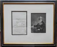 """Autograph Letter Signed (A.L.S.), """"Saml. F.B. Morse"""