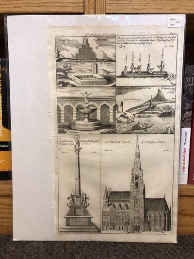 London: Thomas Bennet, John Nicholson, & Daniel Midwinter, 1705. A leaf from Navigantium Atque Itine...