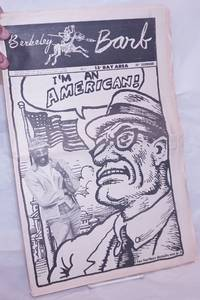 image of Berkeley Barb: vol. 8, #5 (#181) Jan. 31 - Feb. 7, 1969: I'm an American!