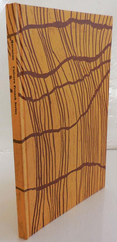 Santa Barbara: Unicorn Press, 1971. First edition. Hardcover. Fine. Hardbound 8vo. Issued without du...