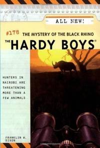 The Mystery of the Black Rhino (The Hardy Boys 178)