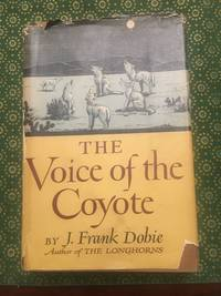 image of The Voice of the Coyote