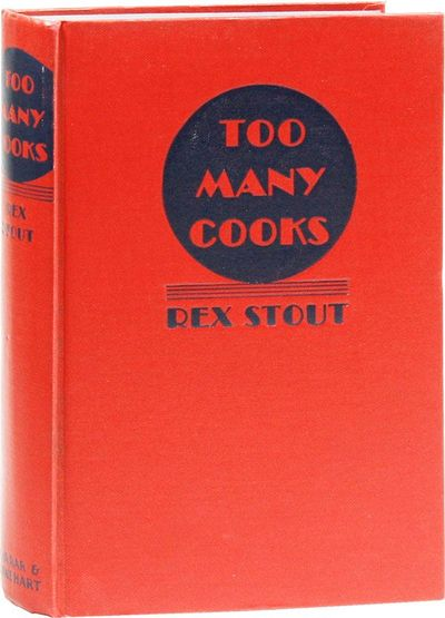 New York: Farrar & Rinehart, 1938. First Edition. First Printing. Octavo; red cloth, with titling st...