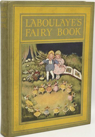 New York; London: Harper & Brothers, 1920. Hard Cover. Very Good binding. Edouard Laboulaye's Fairy ...