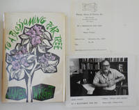 To A Blossoming Pear Tree (Review Copy)