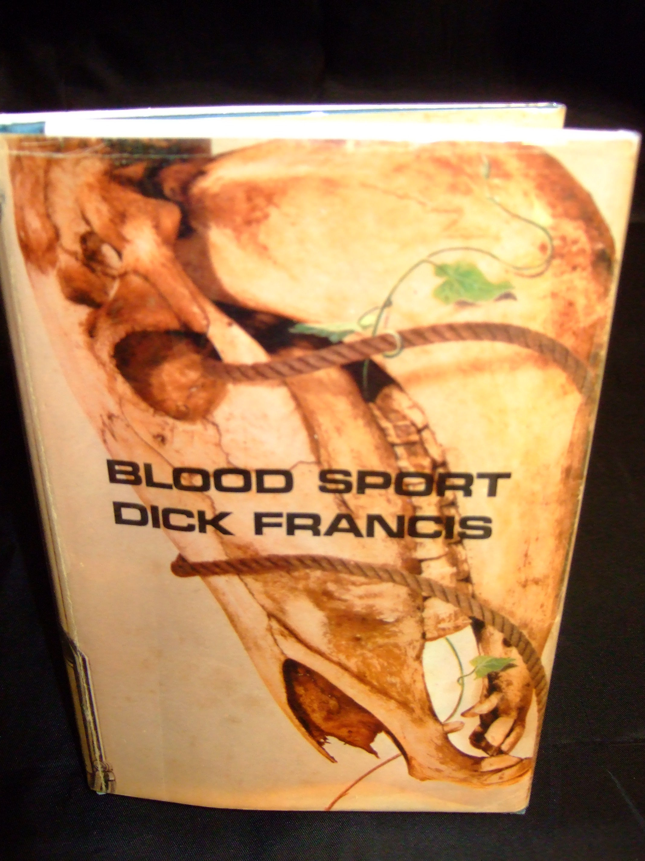 Dick francis blood sport