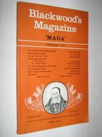 Blackwoods Magazine February 1970 : Number 1852, Volume 307