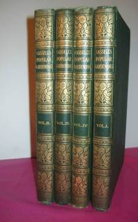 CASSELL'S POPULAR GARDENING An Illustrated Cultural Guide for Amateur and Professional gardeners With Colourd Plates and Over One Thousand Illustrations.  Complete in Four Volumes