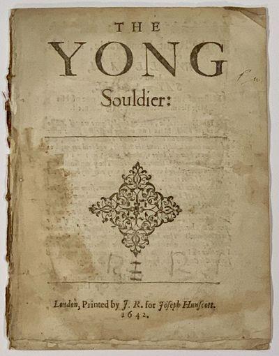 London: Printed by J. R. for Joseph Hunscott, 1642. 1st edition,