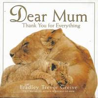 Dear Mum - Thank You For Everything