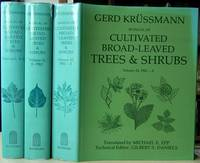 Manual of Cultivated Broad-Leaved Trees and Shrubs - 3 volumes