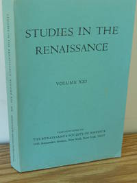 image of Studies in the Renaissance, Vol. 21