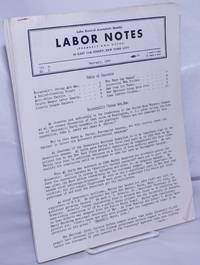 image of Labor Notes [1936 Feb - Oct]