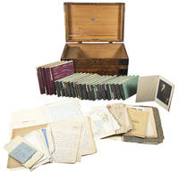Archive of 21 field journals and other related material kept by the anthropologist and Margaret Mead desciple, recording his observations during a five-month stay in a Murik village near the Sepik River, Papua New Guinea